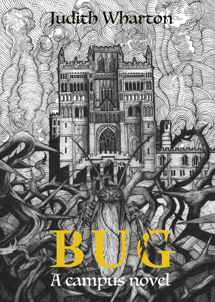 Judith Wharton BUG A campus novel